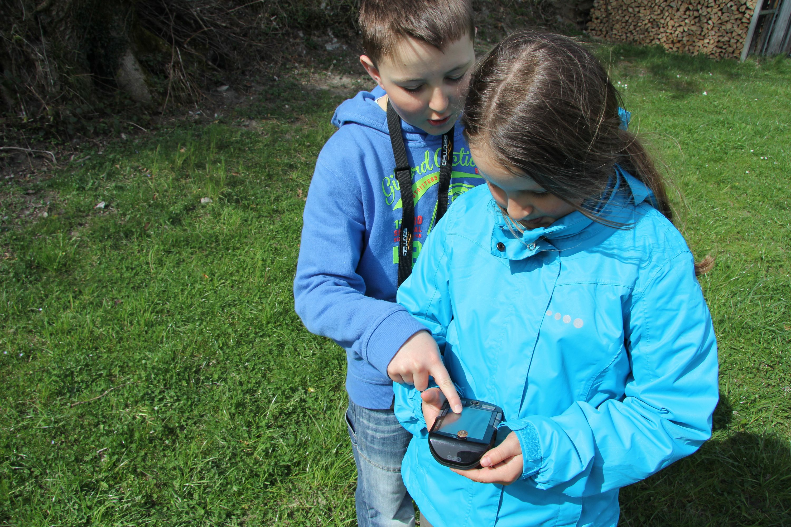Angebot-Geo Caching-Sommer-Familien